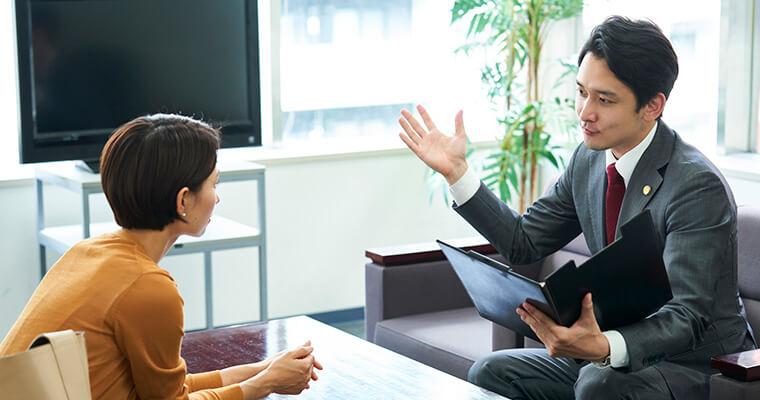 弁護士の交渉