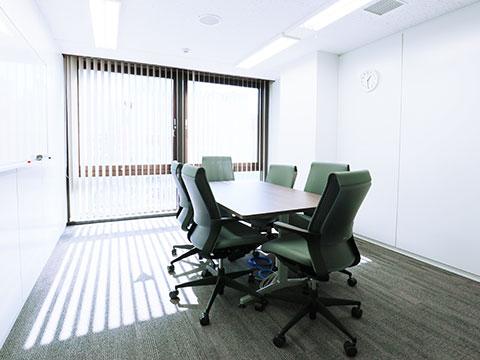 千葉事務所の相談室