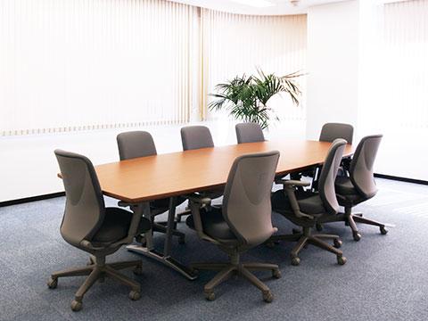 柏事務所の相談室