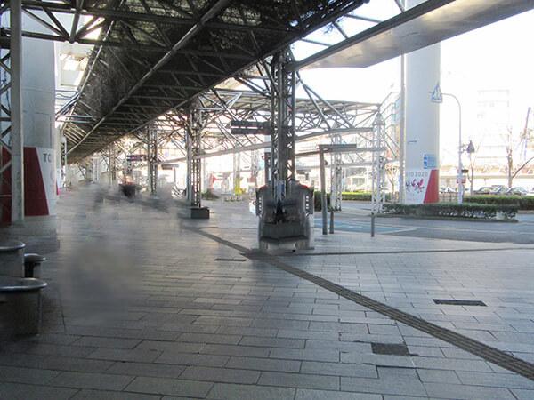 千葉駅ロータリー